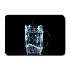 Glass Water Liquid Background Plate Mats