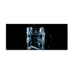 Glass Water Liquid Background Cosmetic Storage Cases