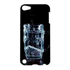 Glass Water Liquid Background Apple iPod Touch 5 Hardshell Case