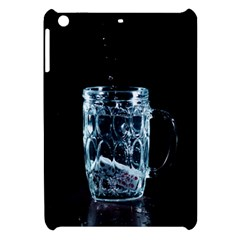 Glass Water Liquid Background Apple iPad Mini Hardshell Case