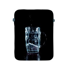 Glass Water Liquid Background Apple iPad 2/3/4 Protective Soft Cases