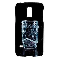 Glass Water Liquid Background Galaxy S5 Mini