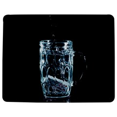 Glass Water Liquid Background Jigsaw Puzzle Photo Stand (Rectangular)