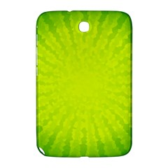 Radial Green Crystals Crystallize Samsung Galaxy Note 8.0 N5100 Hardshell Case