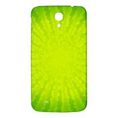 Radial Green Crystals Crystallize Samsung Galaxy Mega I9200 Hardshell Back Case