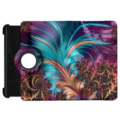Feather Fractal Artistic Design Kindle Fire Hd 7