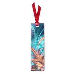 Feather Fractal Artistic Design Small Book Marks