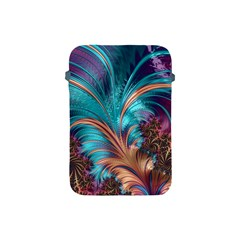 Feather Fractal Artistic Design Apple iPad Mini Protective Soft Cases