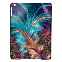 Feather Fractal Artistic Design iPad Air Hardshell Cases