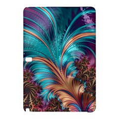 Feather Fractal Artistic Design Samsung Galaxy Tab Pro 10.1 Hardshell Case