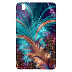 Feather Fractal Artistic Design Samsung Galaxy Tab Pro 8.4 Hardshell Case