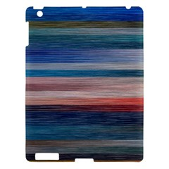 Background Horizontal Lines Apple iPad 3/4 Hardshell Case