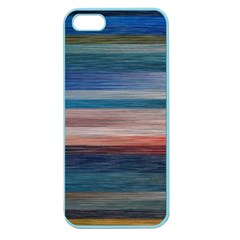 Background Horizontal Lines Apple Seamless iPhone 5 Case (Color)
