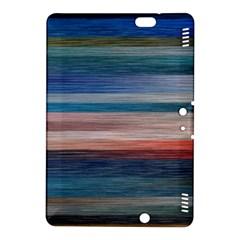 Background Horizontal Lines Kindle Fire HDX 8.9  Hardshell Case