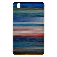 Background Horizontal Lines Samsung Galaxy Tab Pro 8.4 Hardshell Case