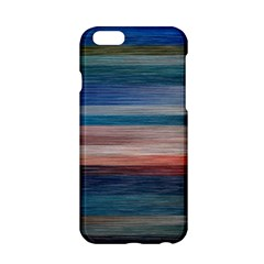 Background Horizontal Lines Apple iPhone 6/6S Hardshell Case