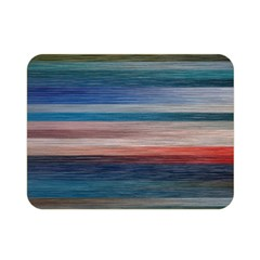 Background Horizontal Lines Double Sided Flano Blanket (Mini)