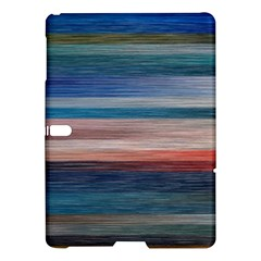Background Horizontal Lines Samsung Galaxy Tab S (10 5 ) Hardshell Case