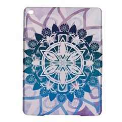 Mandalas Symmetry Meditation Round iPad Air 2 Hardshell Cases