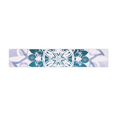 Mandalas Symmetry Meditation Round Flano Scarf (mini)
