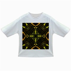 Abstract Glow Kaleidoscopic Light Infant/toddler T Shirts