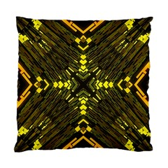 Abstract Glow Kaleidoscopic Light Standard Cushion Case (one Side)