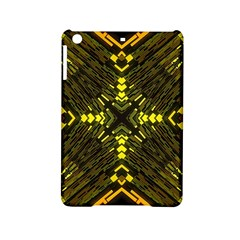 Abstract Glow Kaleidoscopic Light Ipad Mini 2 Hardshell Cases
