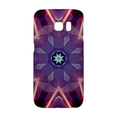 Abstract Glow Kaleidoscopic Light Galaxy S6 Edge