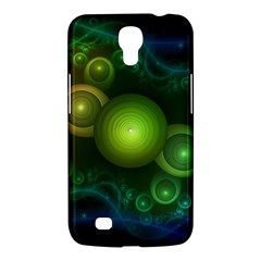 Retrotacular Rainbow Dots in a Fractal Microscope Samsung Galaxy Mega 6.3  I9200 Hardshell Case
