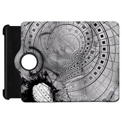 Fragmented Fractal Memories and Gunpowder Glass Kindle Fire HD 7