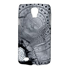 Fragmented Fractal Memories and Gunpowder Glass Galaxy S4 Active
