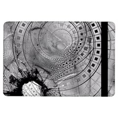 Fragmented Fractal Memories and Gunpowder Glass iPad Air Flip