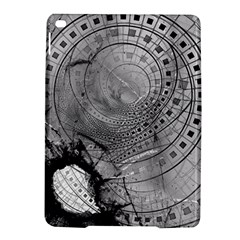 Fragmented Fractal Memories and Gunpowder Glass iPad Air 2 Hardshell Cases