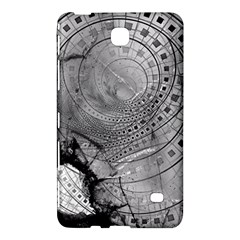 Fragmented Fractal Memories and Gunpowder Glass Samsung Galaxy Tab 4 (7 ) Hardshell Case
