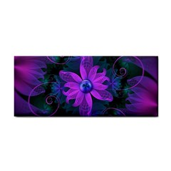 Beautiful Ultraviolet Lilac Orchid Fractal Flowers Cosmetic Storage Cases