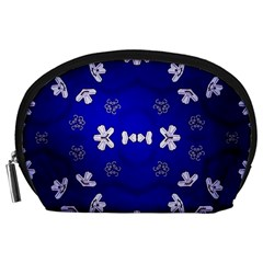 Blue Beijing Accessory Pouches (Large)