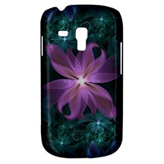 Pink and Turquoise Wedding Cremon Fractal Flowers Galaxy S3 Mini