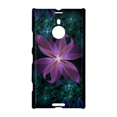 Pink and Turquoise Wedding Cremon Fractal Flowers Nokia Lumia 1520