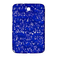 Glossy Abstract Blue Samsung Galaxy Note 8.0 N5100 Hardshell Case