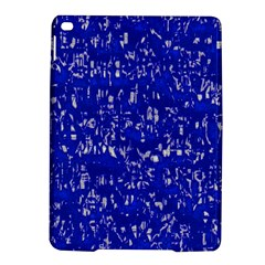Glossy Abstract Blue iPad Air 2 Hardshell Cases
