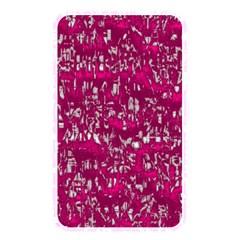 Glossy Abstract Pink Memory Card Reader