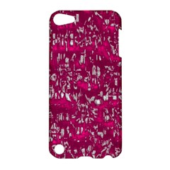 Glossy Abstract Pink Apple iPod Touch 5 Hardshell Case