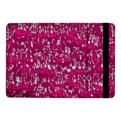 Glossy Abstract Pink Samsung Galaxy Tab Pro 10.1  Flip Case