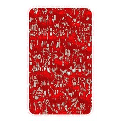 Glossy Abstract Red Memory Card Reader