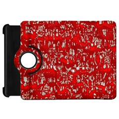 Glossy Abstract Red Kindle Fire HD 7