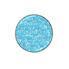Glossy Abstract Ocean Hat Clip Ball Marker (10 pack)