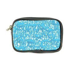 Glossy Abstract Ocean Coin Purse