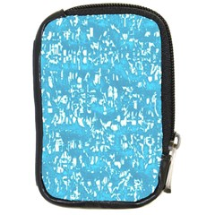 Glossy Abstract Ocean Compact Camera Cases