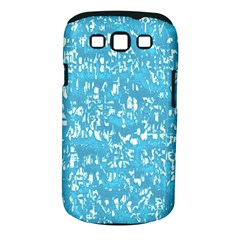 Glossy Abstract Ocean Samsung Galaxy S III Classic Hardshell Case (PC+Silicone)