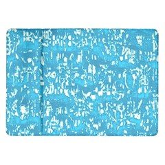 Glossy Abstract Ocean Samsung Galaxy Tab 10.1  P7500 Flip Case